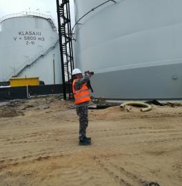 Budowa mostu przez Odrę - inwentaryzacja stanu technicznego obiektów